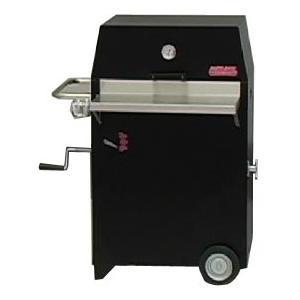Hasty-Bake Suburban Black Powder Coated Charcoal Grill