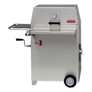 Hasty-Bake Suburban Stainless Steel Charcoal Grill