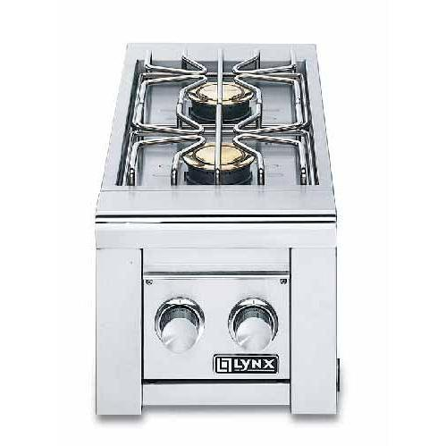 Lynx Double Gas Side Burner Built In  - Propane