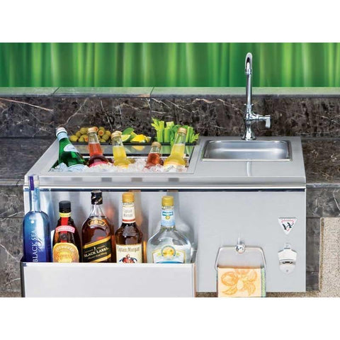 Twin Eagles 30 Inch Built-In Outdoor Bar