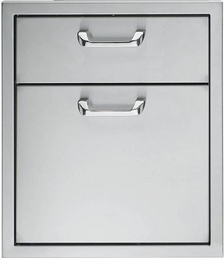 Lynx Double Drawer 19-inch Wide