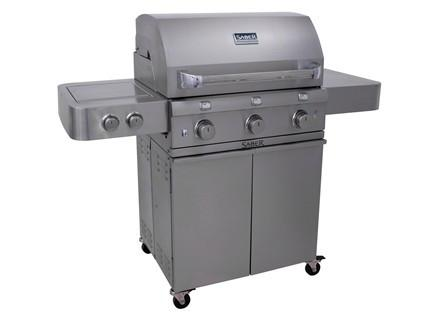 Saber 500 Lp Stainless Steel Gas Grill Bbq Outfitters