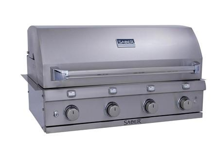 Saber 670 LP NG Stainless Built In Grill