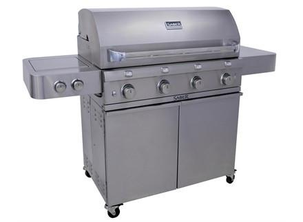 Saber 670 LP Stainless Steel Gas Grill