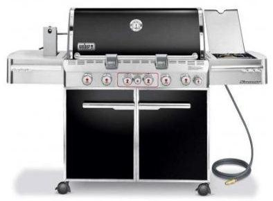 Weber Summit E-670 Natural Gas Grill
