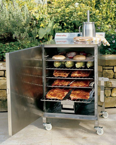 SmokinTex Pro Series Residential BBQ Electric Smoker Model 1400