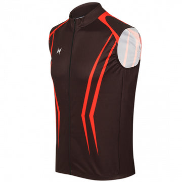 Heini Nizza Sleeveless Cycling Jersey Mens - Cyclop.in
