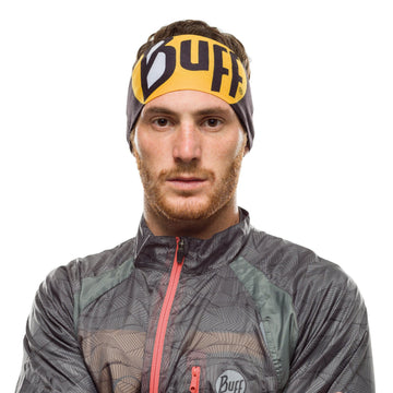 Black - BUFF® Proteam Coolnet Ultimate Logo UV+ Headband - Cyclop.in