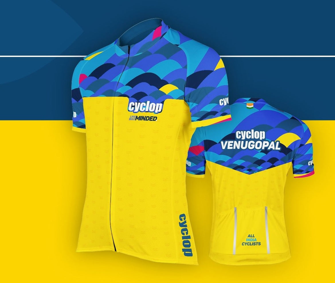 Cyclop Bounce Cycling Jersey 2018 image