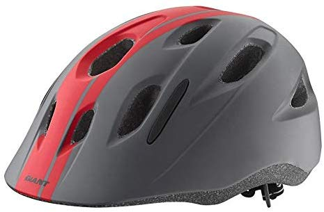 Giant Hoot Cycle Helmet | Matte Charcoal - Cyclop.in