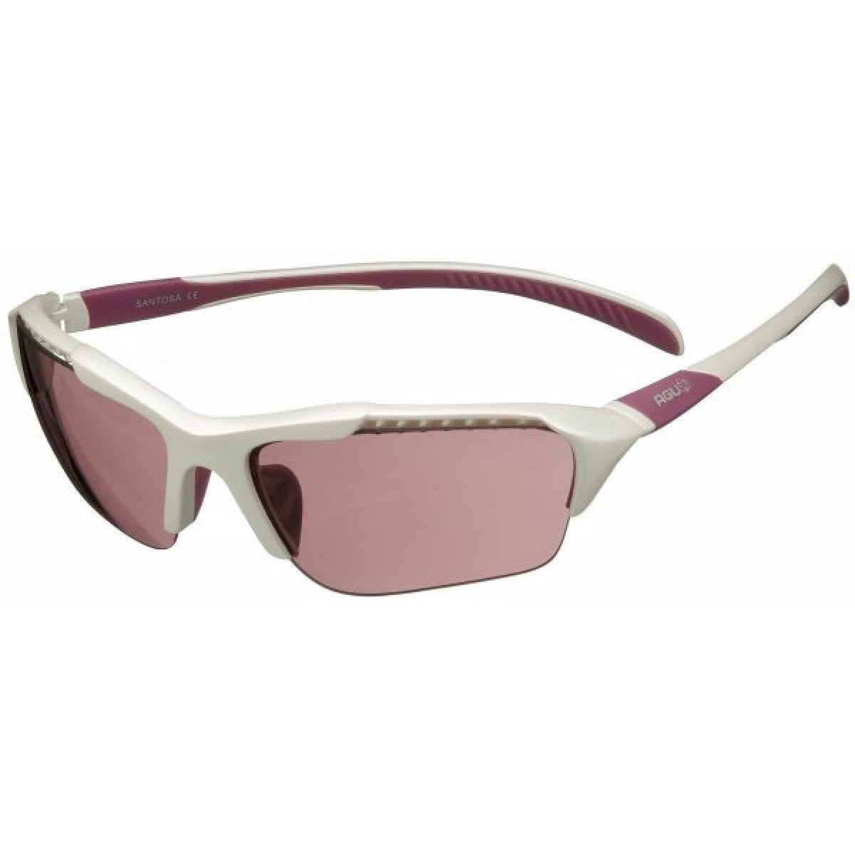 AGU Santosa Sports Glasses - White - Cyclop.in
