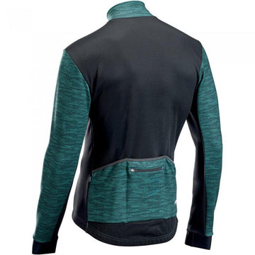 Northwave Blade Jacket Total Protection - Green Forest/Black - Cyclop.in