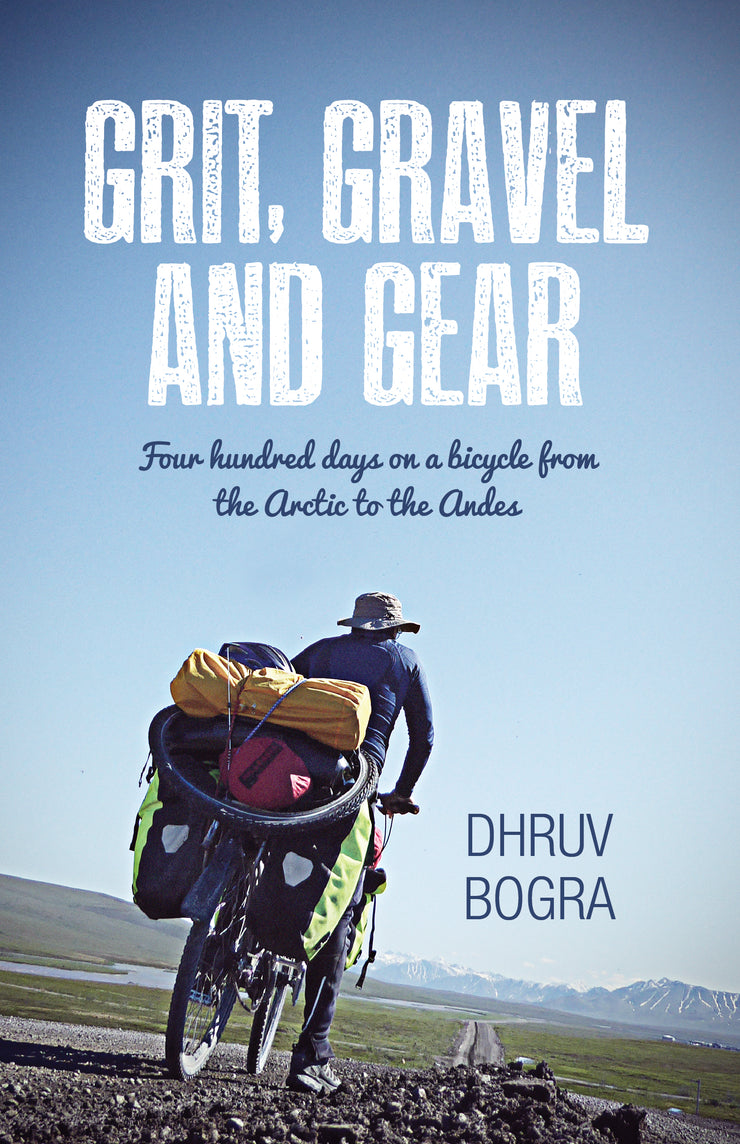 Grit, Gravel and Gear by Dhruv Bogra - Cyclop.in