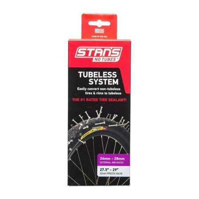 Stan's NoTubes All Mountain 29er Tubeless Kit - Cyclop.in
