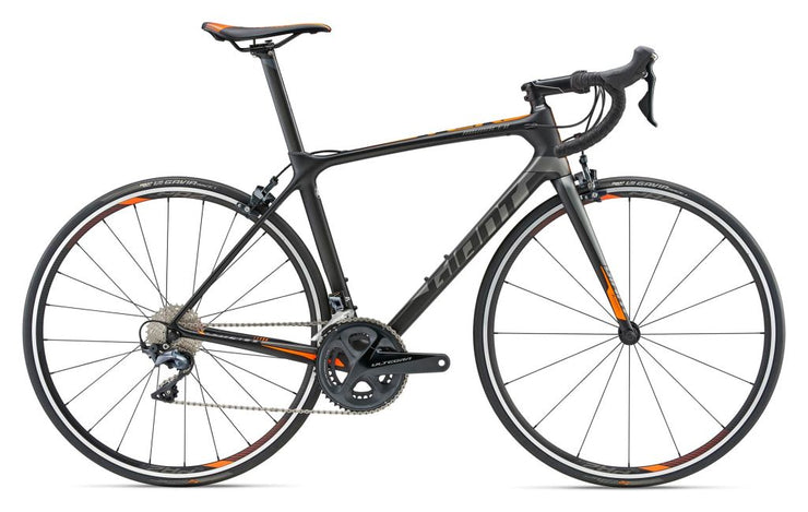 Giant TCR Advanced 1-King Of Mountain Road Bike - Cyclop.in