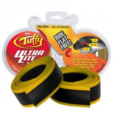 Mr Tuffy Ultra Lite Gold Twin Pack - 700x32-41 - Cyclop.in