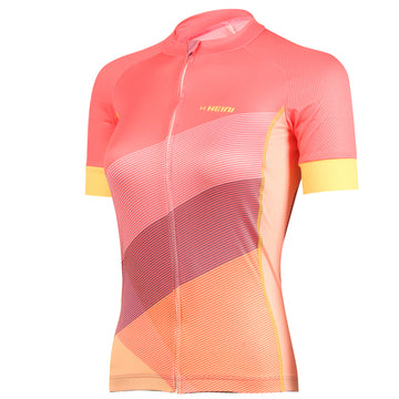 Heini Florance 559 Cycling Jersey Shorts Sleeves - Cyclop.in