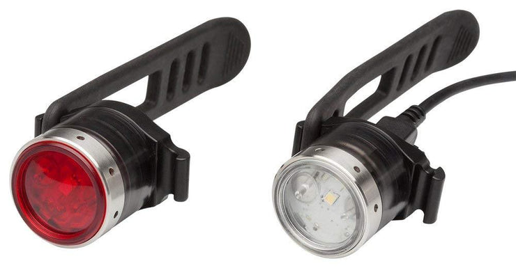 B2R Front & Rear light  (Rechargeable) - Cyclop.in