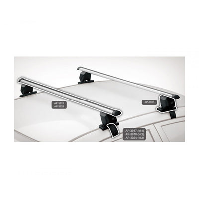 BNB Roof Rack Footpack - Nacked Roof - Cyclop.in