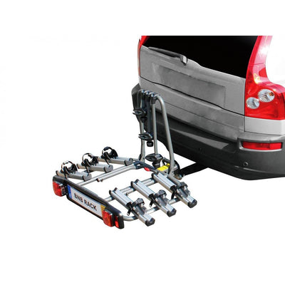 BNB Rack Tow Ball Mount Carrier Explorer Ball - Cyclop.in