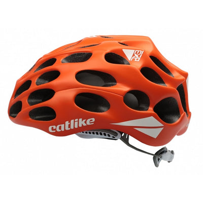 Catlike Road Mixino Bike Helmet |Orange Matt - Cyclop.in