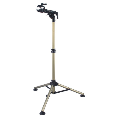 Bike Hand Repair Stand Tripod with Magnetic Tool Tray - Cyclop.in