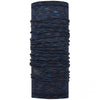 Denim Multi Stripes - BUFF® Lightweight Merino Wool Tubular - Cyclop.in
