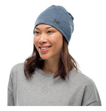 Ensign Multi Stripes - BUFF® Lightweight Merino Wool Hat - Cyclop.in