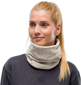 Fairy Snow Cru - BUFF® Reversible Polar Neckwarmer - Cyclop.in