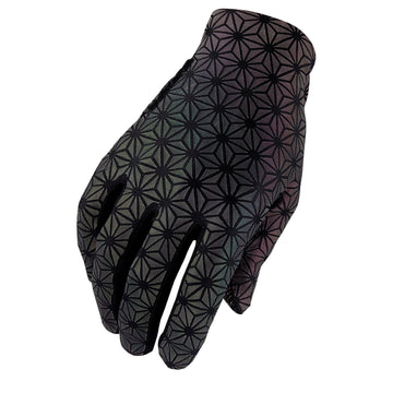 Supacaz Supag Long Gloves-Oil Slick - Cyclop.in