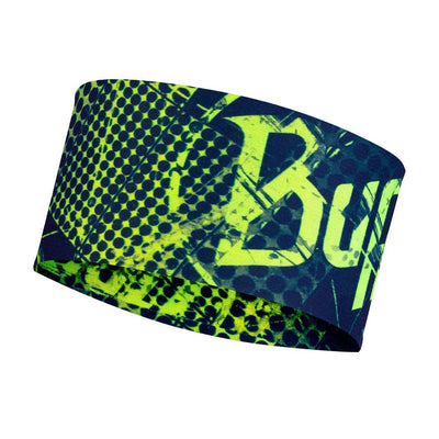Havoc Blue - BUFF® CoolNet® UV+ Headband - Cyclop.in