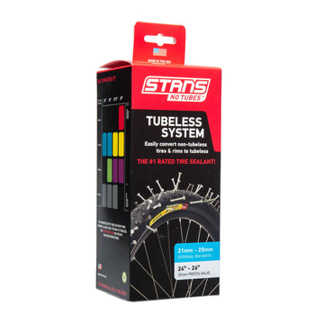 Stan's NoTubes Tubeless Kit, Standard - Cyclop.in