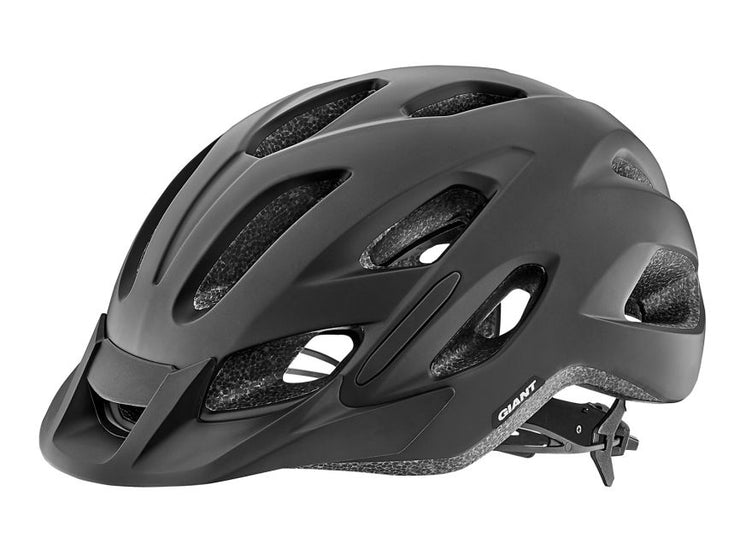 Giant Compel Gloss Grey/Black Adult CPSC/CE - Cyclop.in