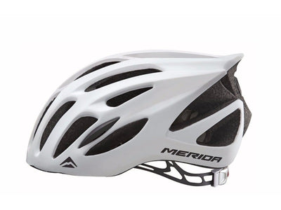 Merida Agile Cycle Helmet | Matt White - Cyclop.in