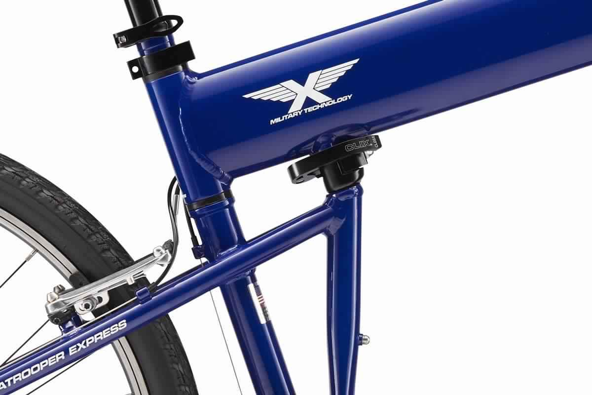 Montague Paratrooper Express MTB - Gloss Blue - Cyclop.in
