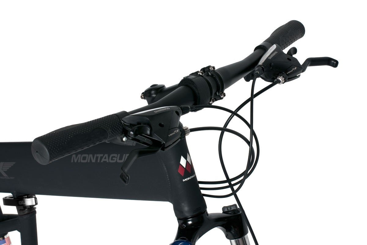 Montague Paratrooper Pro MTB - Matt Black - Cyclop.in