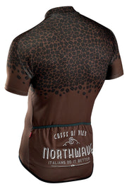 Northwave Caffe Al Volo CyclingJersey -Brown - Cyclop.in