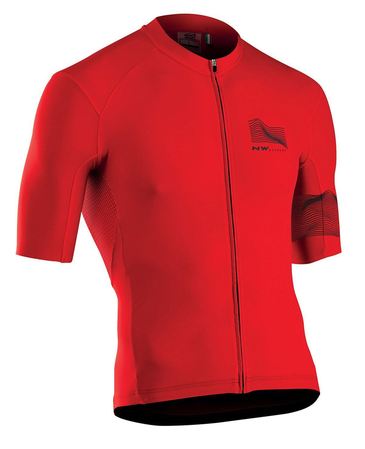 Northwave Extreme 3 CyclingJersey -Red - Cyclop.in