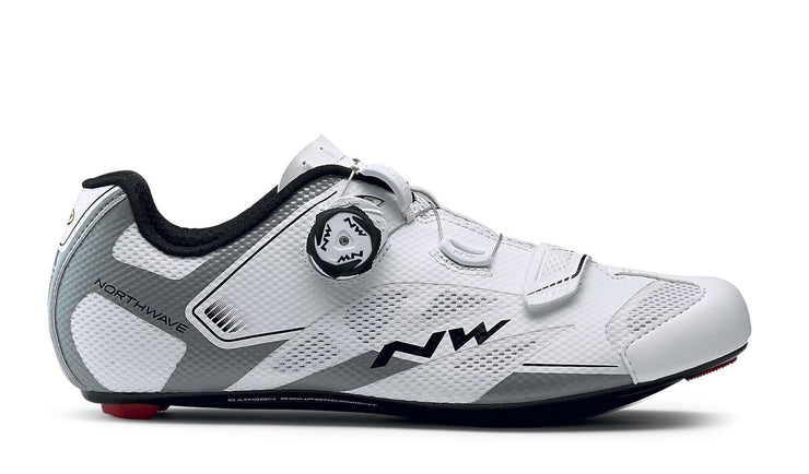 Northwave Sonic 2 Plus Shoes-White - Cyclop.in
