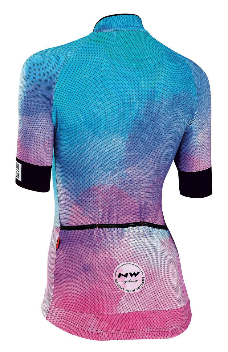 Northwave Women Acquerello CyclingJersey -Acquerello - Cyclop.in