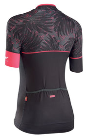Northwave Women Verve 3 CyclingJersey -Black-Pink Fluo - Cyclop.in