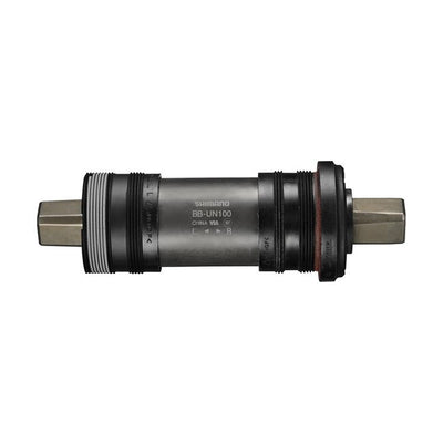 Shimano BB-UN100 Altus Square Tapered Bottom Bracket-68 x122.5mm - Cyclop.in