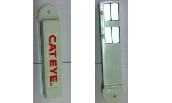 CatEye Slat Wall Magnetic Security Hook - Cyclop.in