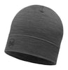 Solid Grey - BUFF® Lightweight Merino Wool Hat - Cyclop.in