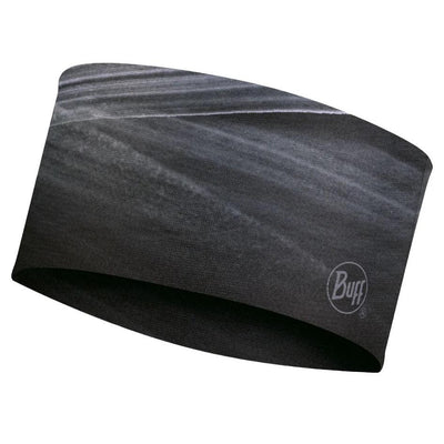 Speed Graphite - BUFF® CoolNet® UV+ Headband - Cyclop.in