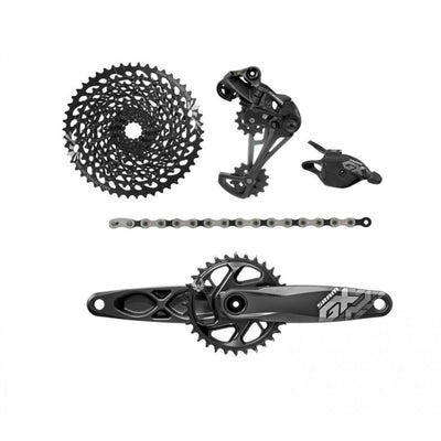 SRAM Group Set GX Eagle 12 Speed 170 mm - Cyclop.in
