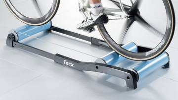 Tacx Antares Indoor Retractable Bicycle Roller - Cyclop.in