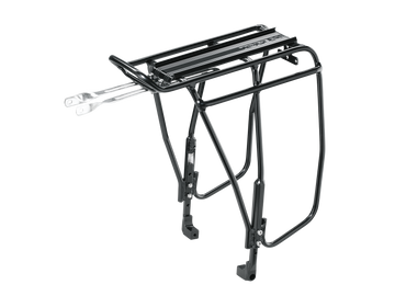 Topeak Uni Supertourist Black Rack - Cyclop.in