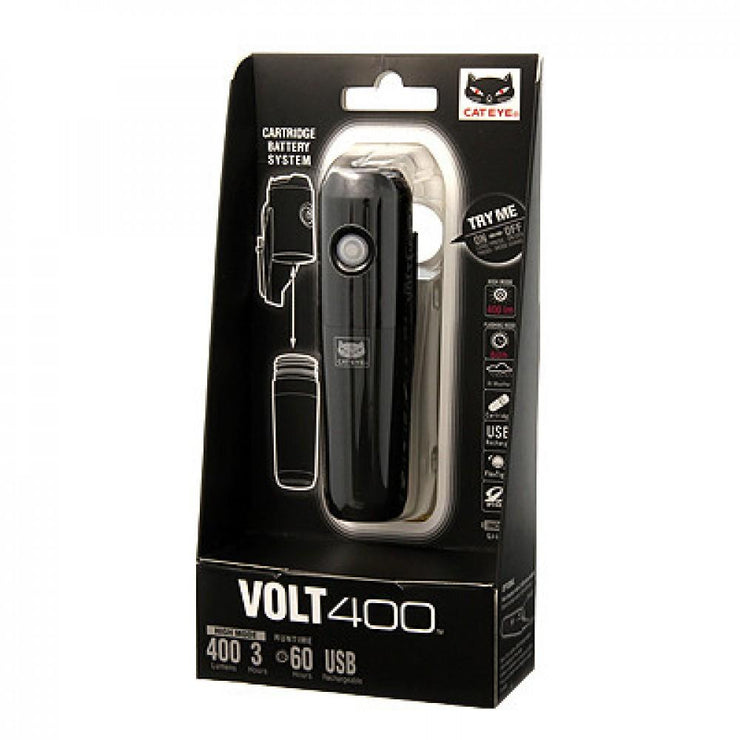 CatEye Volt 400 Battery & DS (HL-EL461RC) - Cyclop.in