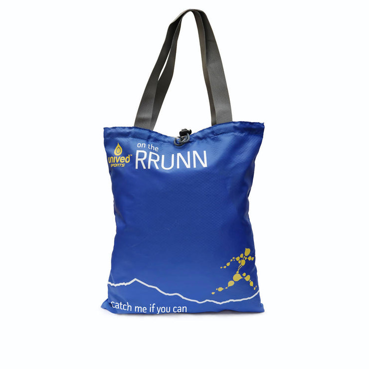 Unived Sports RRUNN Expo Tote Bag - Royal Blue - Cyclop.in